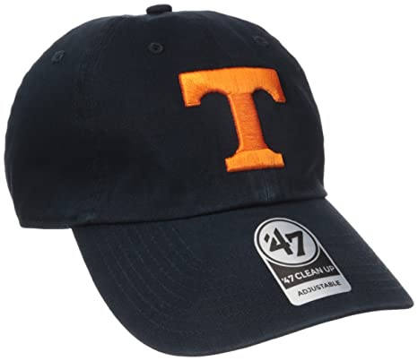 58629d0f735 Amazon.com   NCAA Tennessee Volunteers  47 Clean Up Adjustable Hat ...