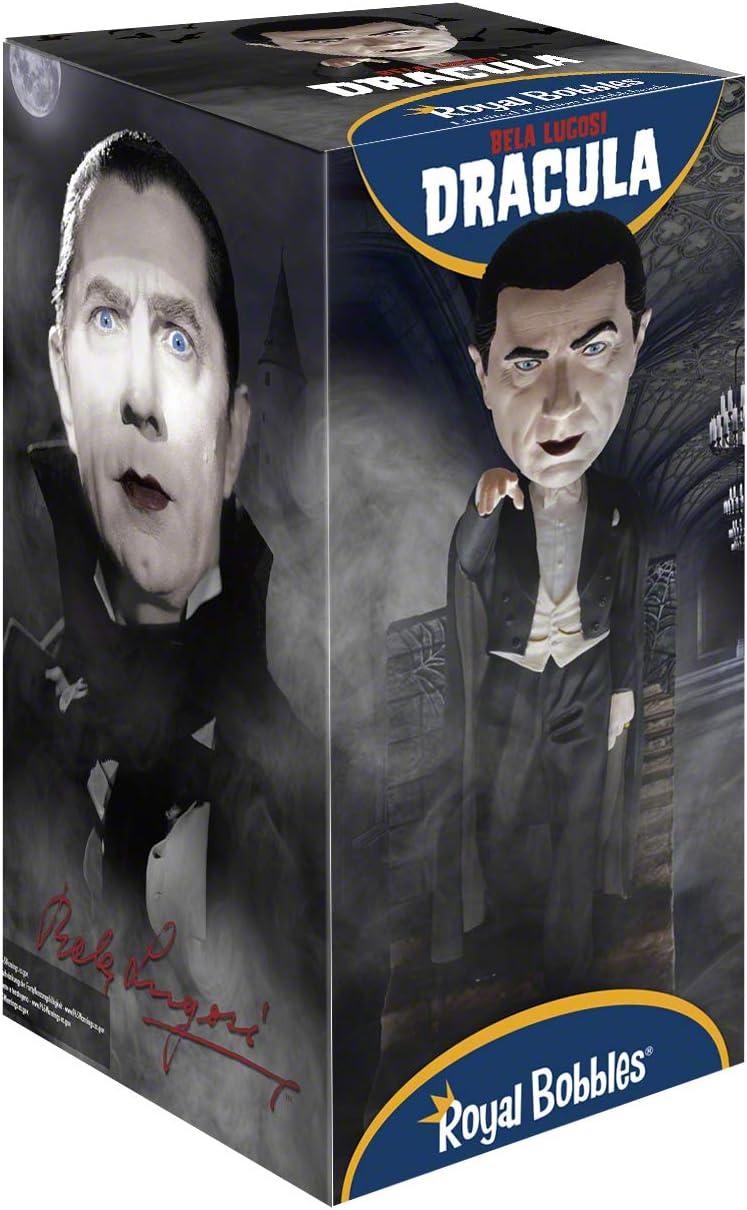 Bela Lugosi as Dracula 8 Inch Resin Bobblehead | Standard Version: Amazon.es: Juguetes y juegos