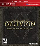 The Elder Scrolls IV: Oblivion - Game of the Year Edition - Playstation 3