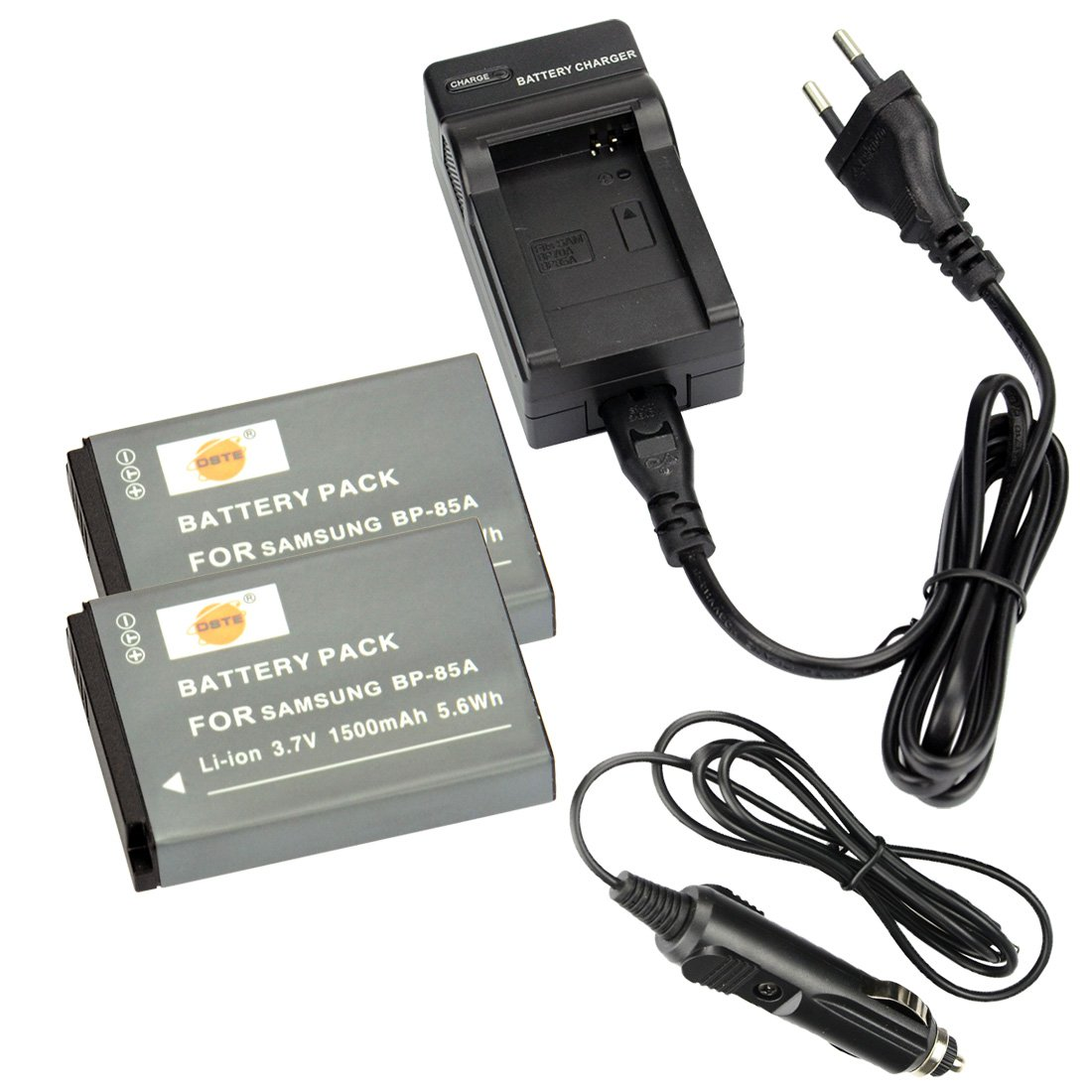 Bateria-cargador para Samsung bp85a bp-85a ia-bp85a