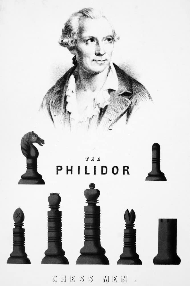 """Chess Player Game Gift Poster 18/""""x24/"""""""
