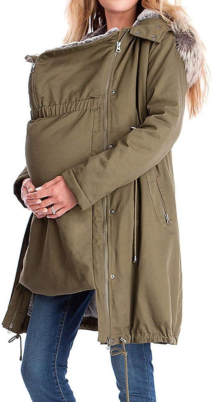 abrigo premama kiabi