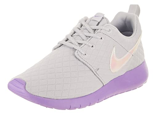 ab1fac95c8c Nike Kids Roshe One SE (GS) Pure Platinum Pure Platinum Running Shoe 4 Kids  US  Buy Online at Low Prices in India - Amazon.in