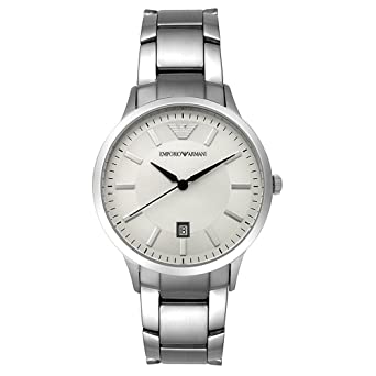 324d4a684691 Emporio Armani Mens Watch AR2431  Amazon.co.uk  Watches