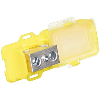 King Innovation 90120 Waterproof DryConn Lug, Yellow (5 Pieces) Wire Connector: Home Improvement