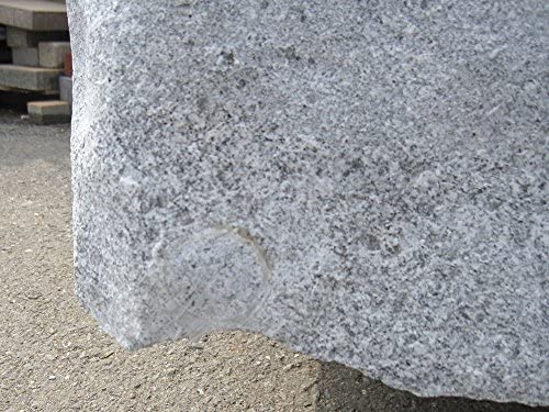 沓脱石 真壁小目 御影石 005