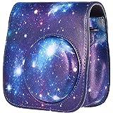 Docooler Pu Protetora Câmera Instantânea Caso Saco Bolsa Protetor Com Alça Para Fujifilm Instax Mini 8 + / 8 S / 8/9