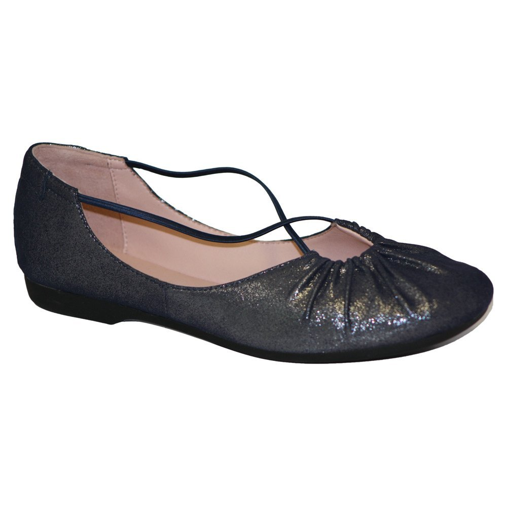 2e79a81fd55 Amazon.com  Taryn Rose Women s Bryan Ballet Flat  Shoes