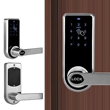 Cerradura de puerta inteligente, sistema de seguridad de ...