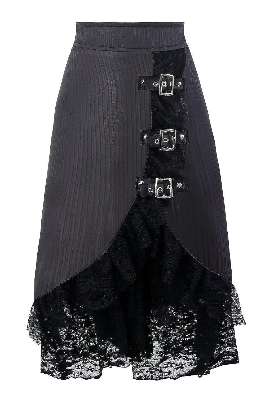 Lannister Faldas De Mujer Steampunk Hippie Fiesta Goth Vintage ...