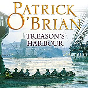 Treason's Harbour Hörbuch