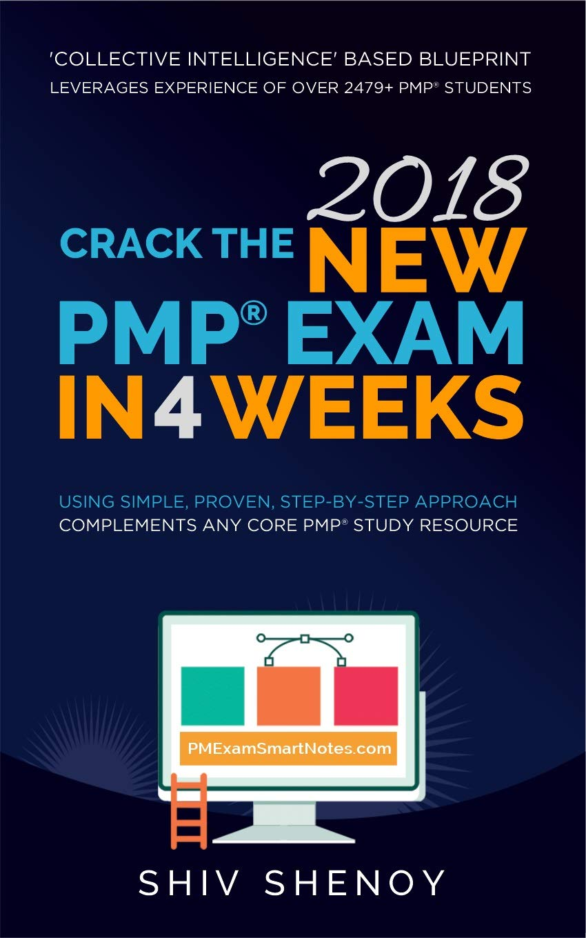 Amazon Crack The New 2018 Pmp Exam In 4 Weeks Using Simple