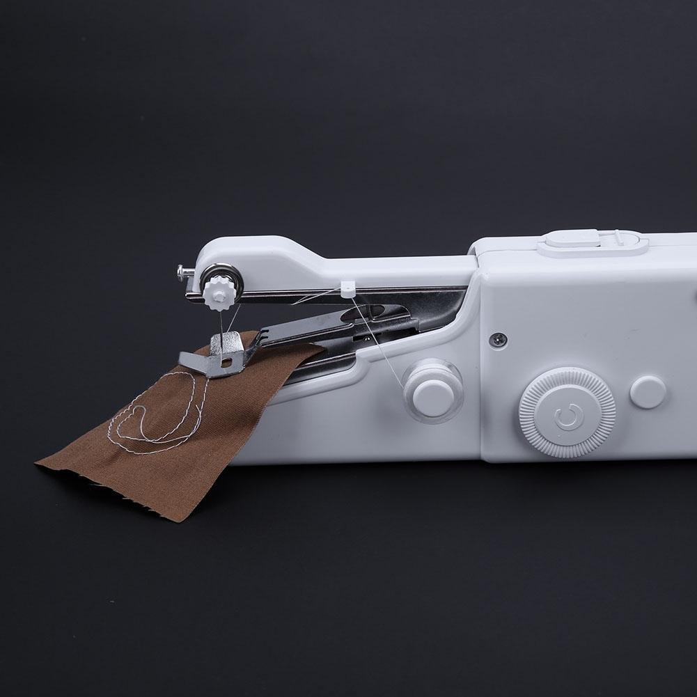 Slibrat Mini función de máquina de coser eléctrica multifunción ...