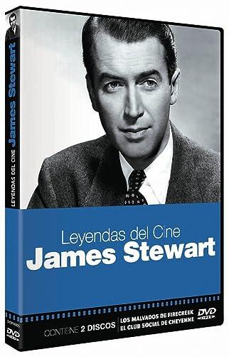 Leyendas Del Cine: James Stewart [DVD]: Amazon.es: James Stewart ...