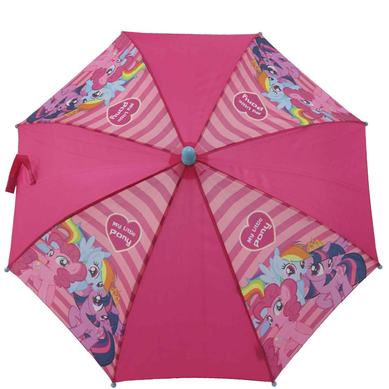 Vadobag Kinder Regenschirm My Little Pony Pinky Power pink