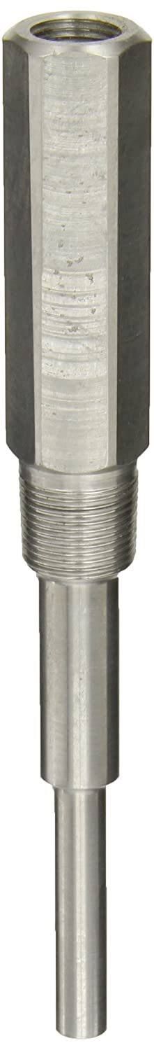 1//2 NPT x 3//4 NPT Connection Size Lagging Style PIC Gauge TW-SS09-23L2 9 Stem Length 316 Stainless Steel Standard Thermowell for Industrial Bimetal Thermometers 1//2 NPT x 3//4 NPT Connection Size 0.260 Bore Diameter PIC Gauges 0.260 Bore Diameter
