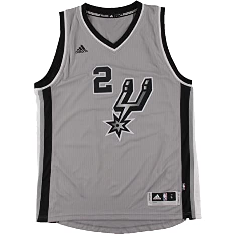 Amazon.com   Kawhi Leonard San Antonio Spurs Youth Replica Jersey ... a9ae55160