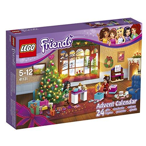 Lego Friends Lego  R  Friends Advent Calendar 41131