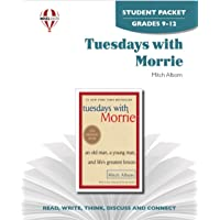 Tuesdays with Morrie - Student Packet by Novel Units, Inc.