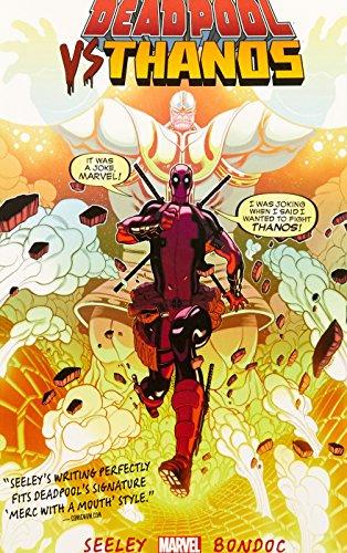 deadpool vs thanos graphic novel buyer's guide for 2019