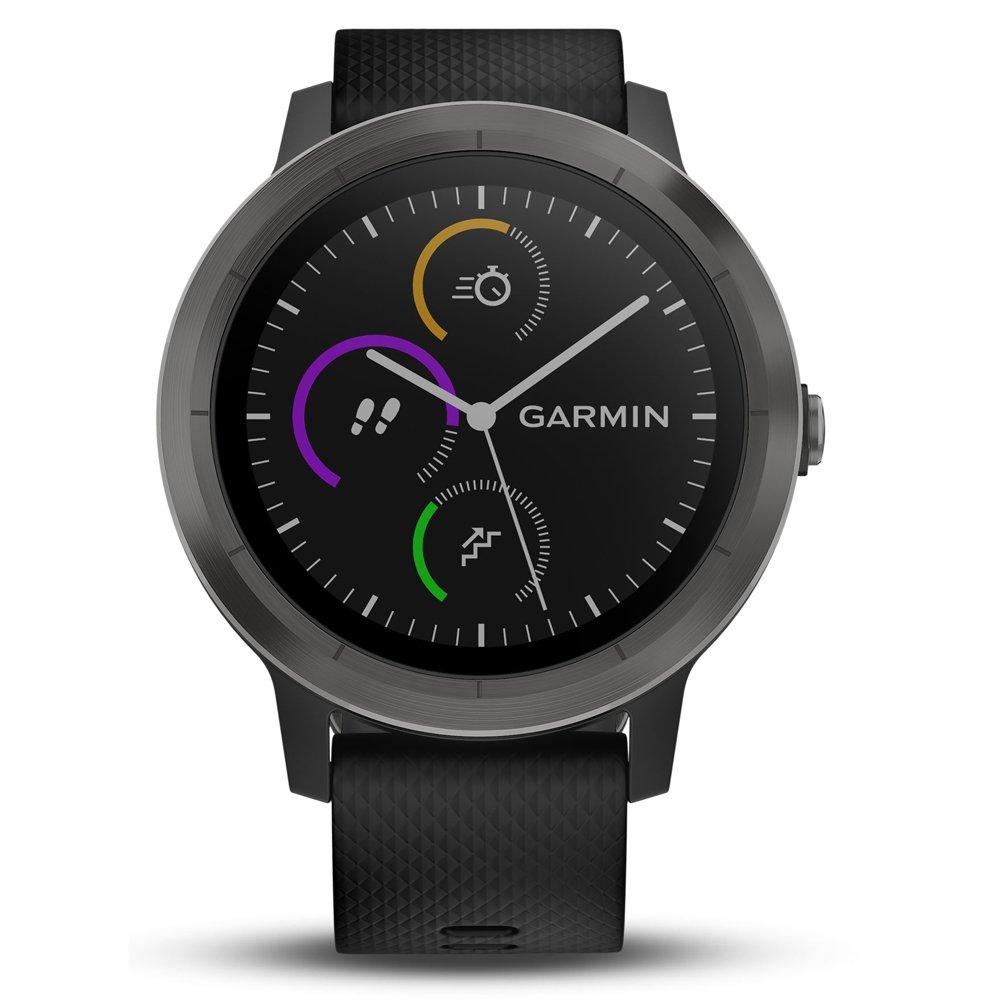 Amazon.com: Garmin 010 – 01769 – 11 Vivoactive 3 GPS Fitness ...