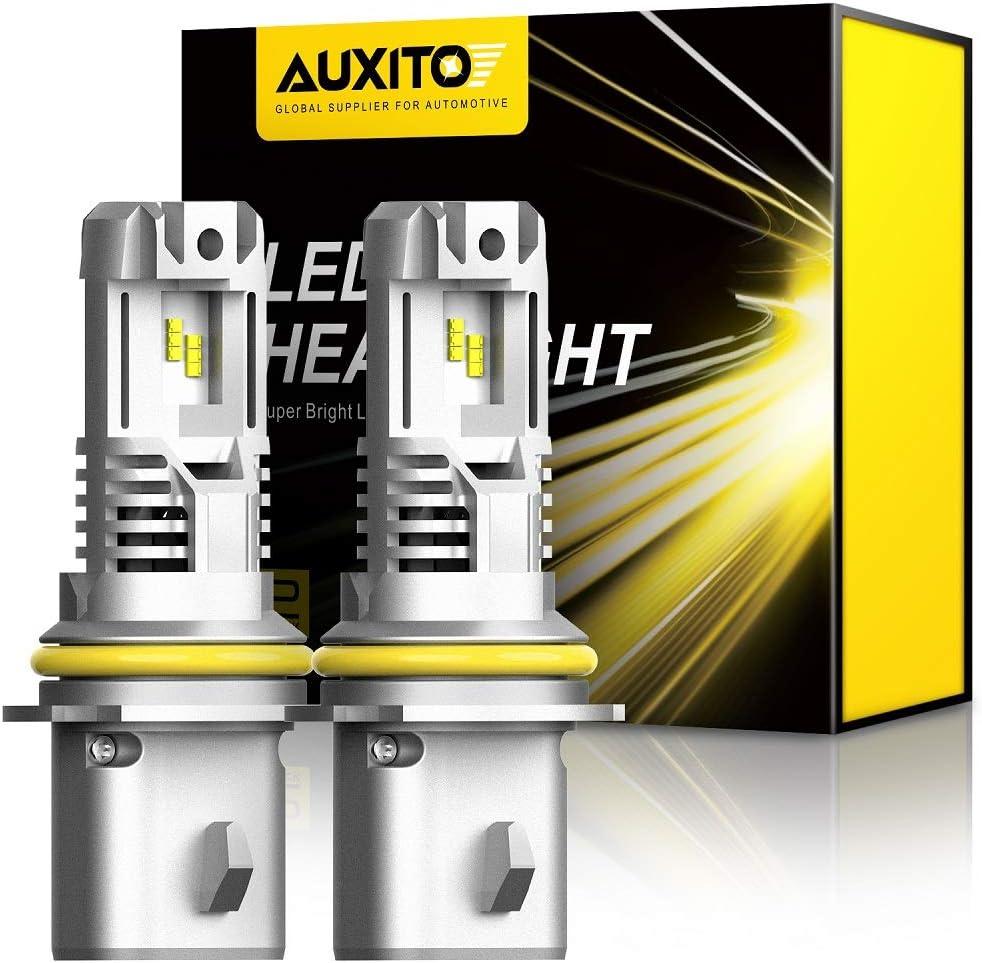 AUXITO 9007 LED Headlight Bulbs