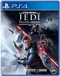 Star Wars Jedi: Fallen Order - Edição Padrão - PlayStation 4