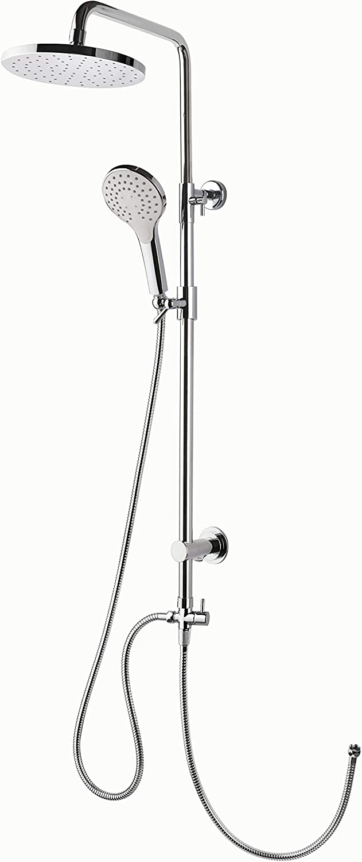 Ducha Meister Slim Neo 5 columna de ducha con lluvia de Ducha con ...