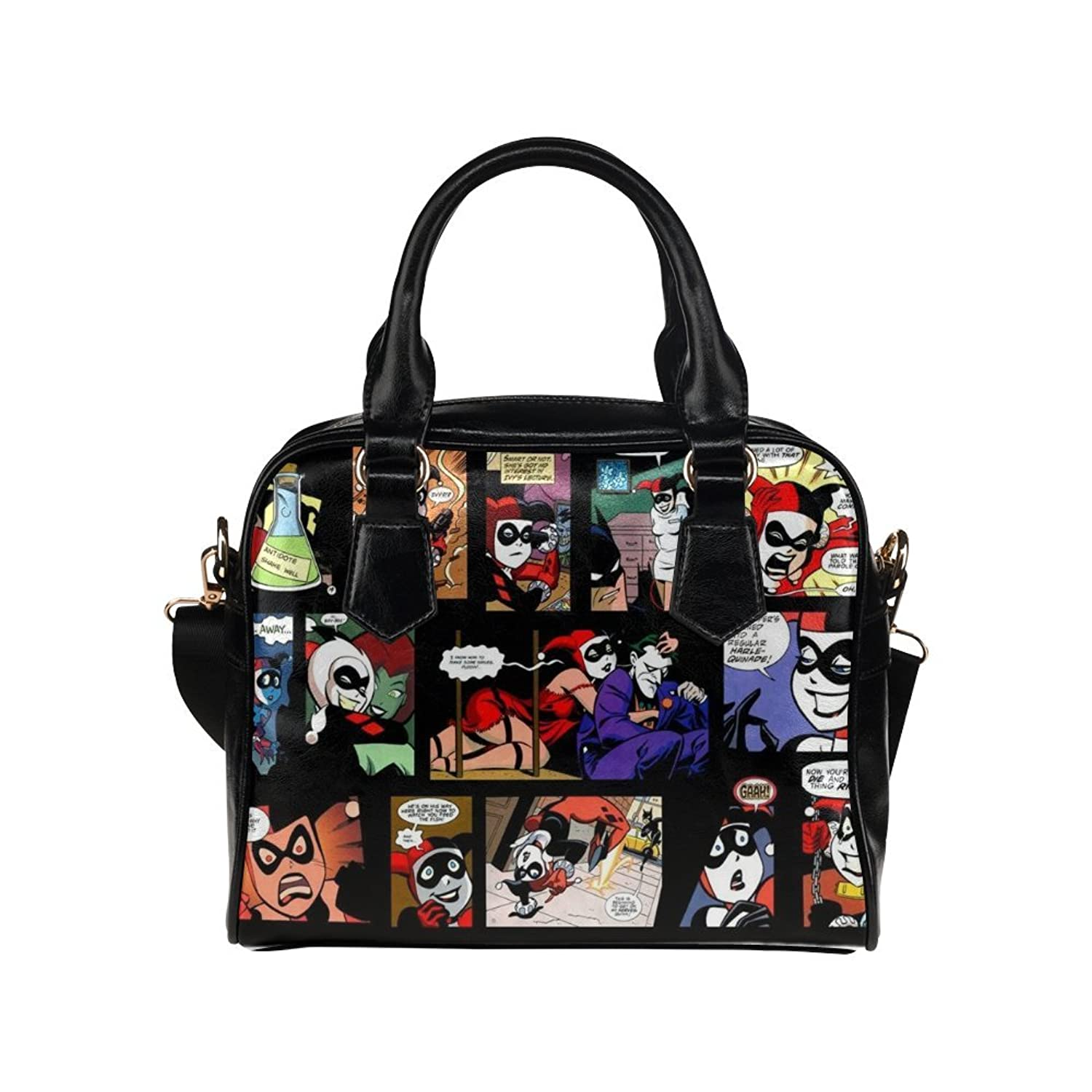 Angelinana Custom Women's Handbag Harley Quinn Fashion Shoulder Bag
