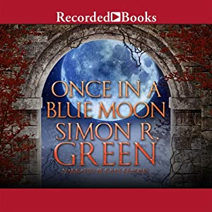 Once in a Blue Moon Audiobook