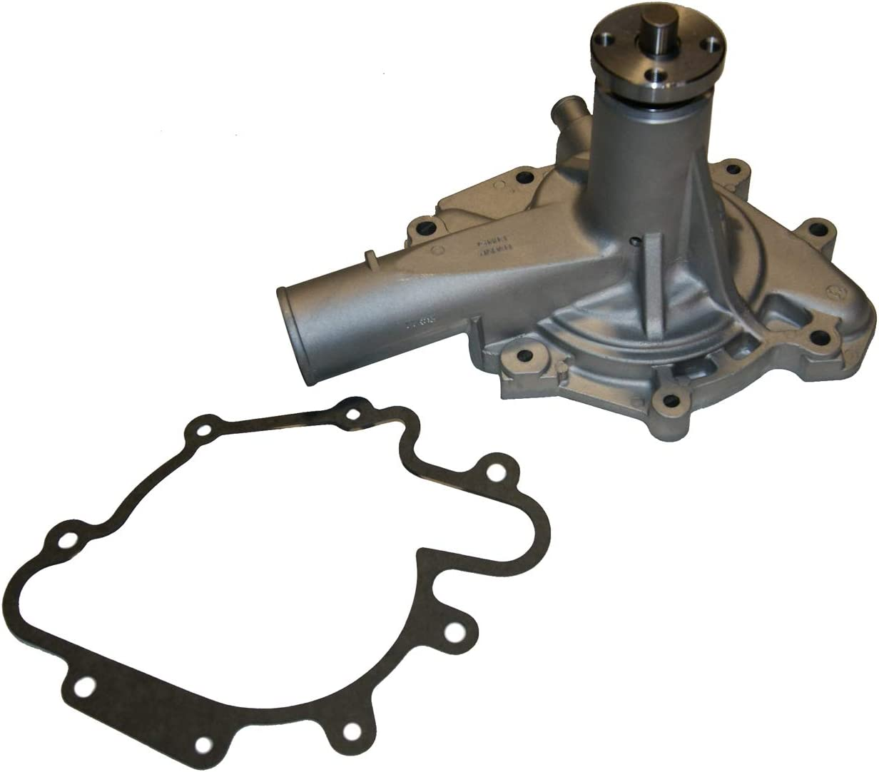 GMB 130-1260AL OE Replacement Aluminum Water Pump with Gasket