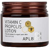 APLB Vitamin C Propolis Moisturizer 2.37 FL.OZ. / Deep Soothing & Hydration, Brightening, Improves Elasticity, Nurture your skin with natural ingredients