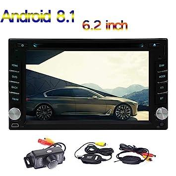 Doble Din Android 8.1 coches reproductor de DVD de navegaciš®n GPS ...