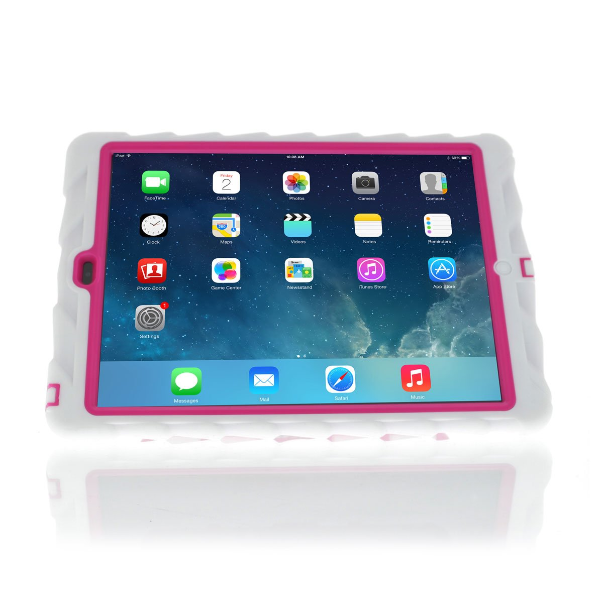 Apple Ipad Air Gumdrop Stand White Nan Ph Pro 3 800g Cases Silicone Rugged Shock Absorbing Protective Dual Layer Cover Case Computers