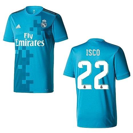 Seconda Maglia Real Madrid Isco