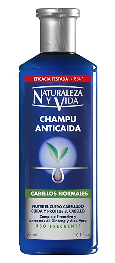 CHAMPU ANTICAIDA cabello normal 300 +100 ml