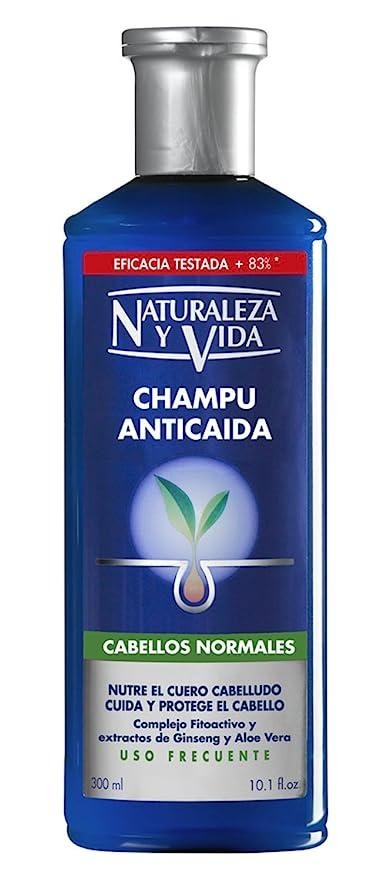 CHAMPU ANTICAIDA cabello normal 300 +100 ml