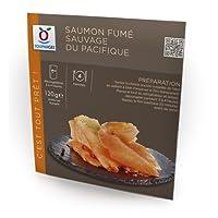 Saumon fumé surgelé sauvage du Pacifique - 120 g