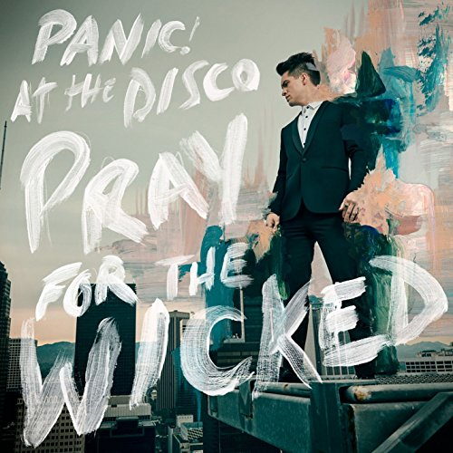 Pray Wicked Cassette Panic Disco product image