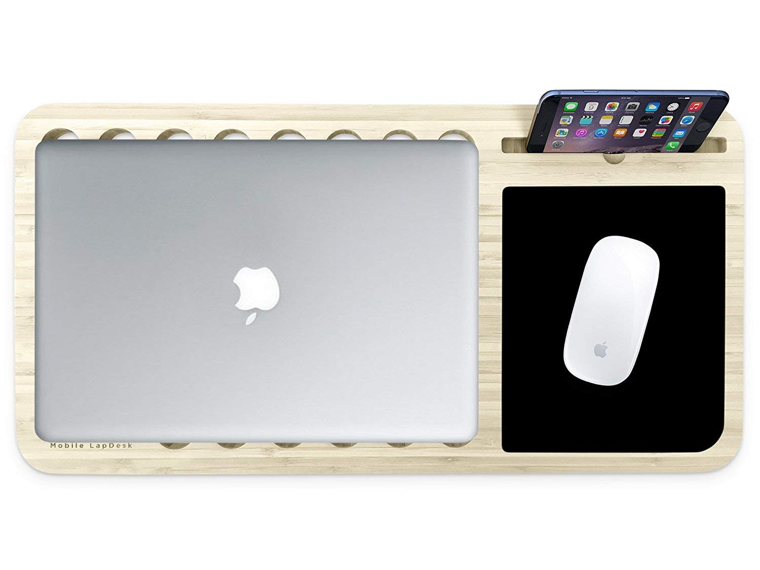 Slate: Mobile LapDesk - The Essential Lap Desk by iSkelter