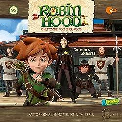 Die neuen Sheriffs (Robin Hood - Schlitzohr von Sherwood 5)