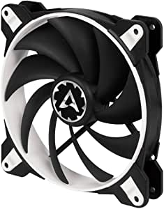 Arctic BioniX F140-140 mm Gaming Case Fan with PWM PST Cooling Fan with PST-Port, White