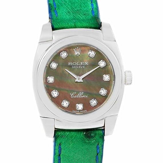 Rolex Cellini cuarzo mujer reloj 5310/9 (Certificado) de segunda mano
