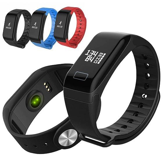Amazon.com: F1 Heart Rate Blood Pressure/Oxygen Sensor ...