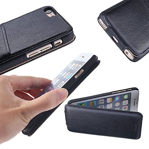 Touching Leather vertical Notebook Function product image