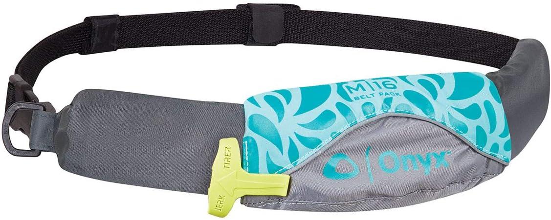 Amazon.com: Onyx m 16 Cinturón inflable manual chaleco ...