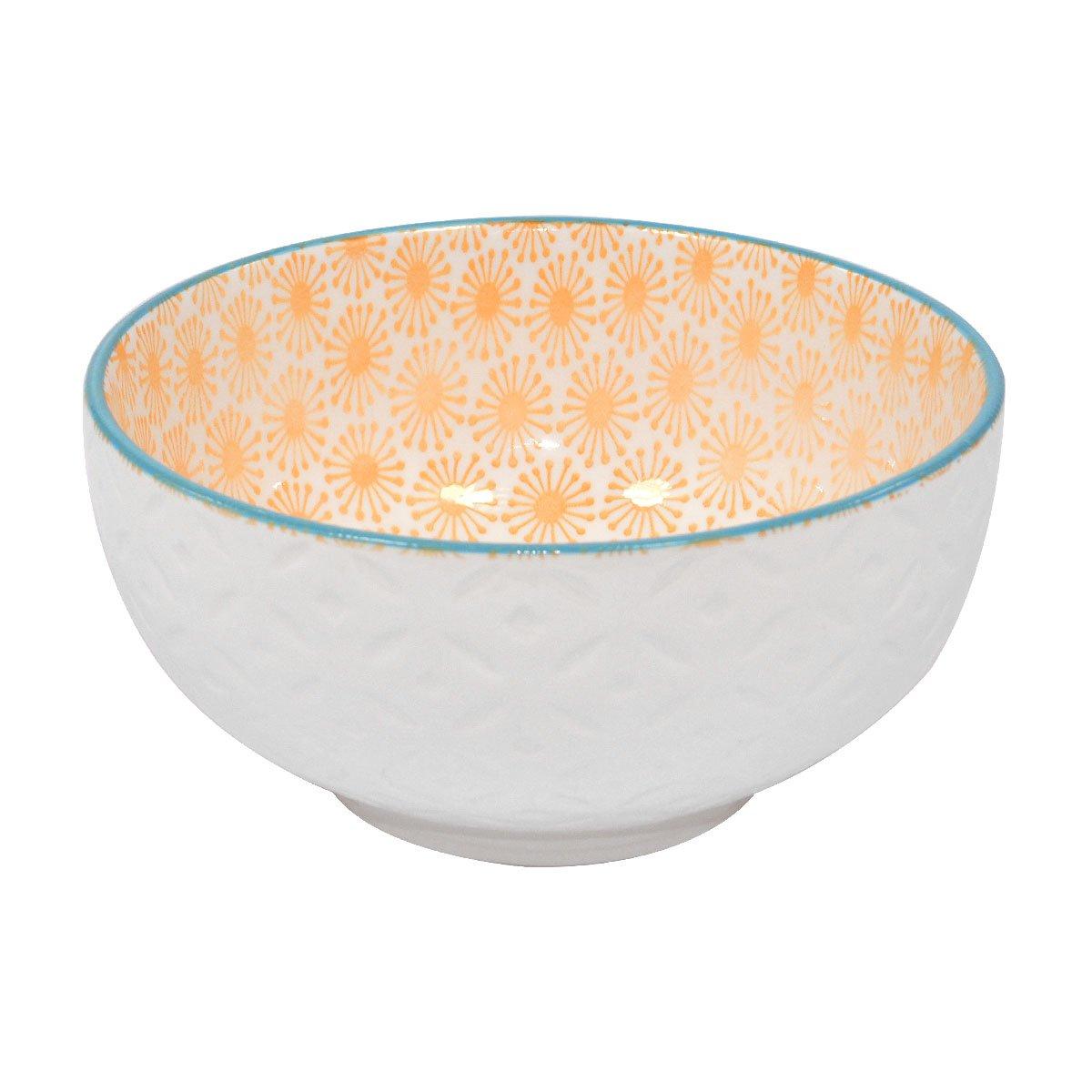 Bowl ~ Cereal/Pudding/Desert Ceramic Bowl ~ FLOWER Xpressions