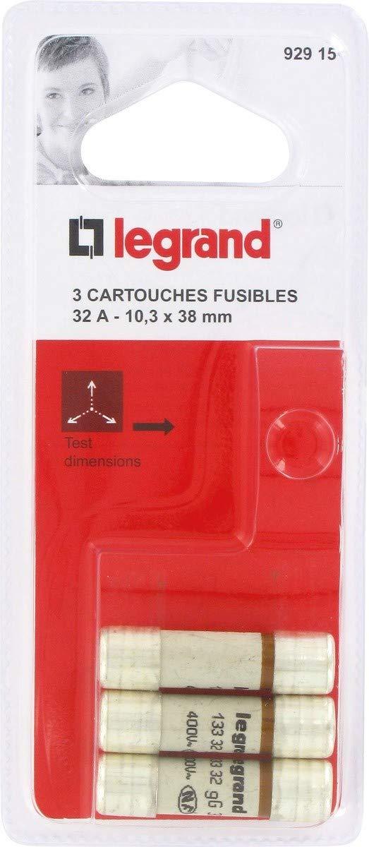 fusible cartouche cylindrique 8.5x23 mm 6 amp/ères