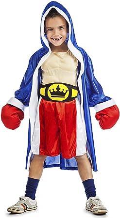 Disfraz Boxeador 10-12: Amazon.es: Juguetes y juegos