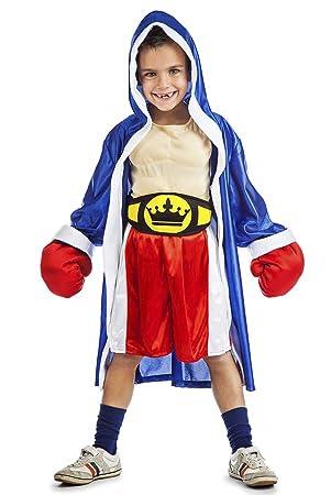 Disfraz Boxeador 10-12
